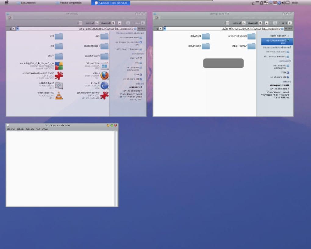 logiciels mac os x lion