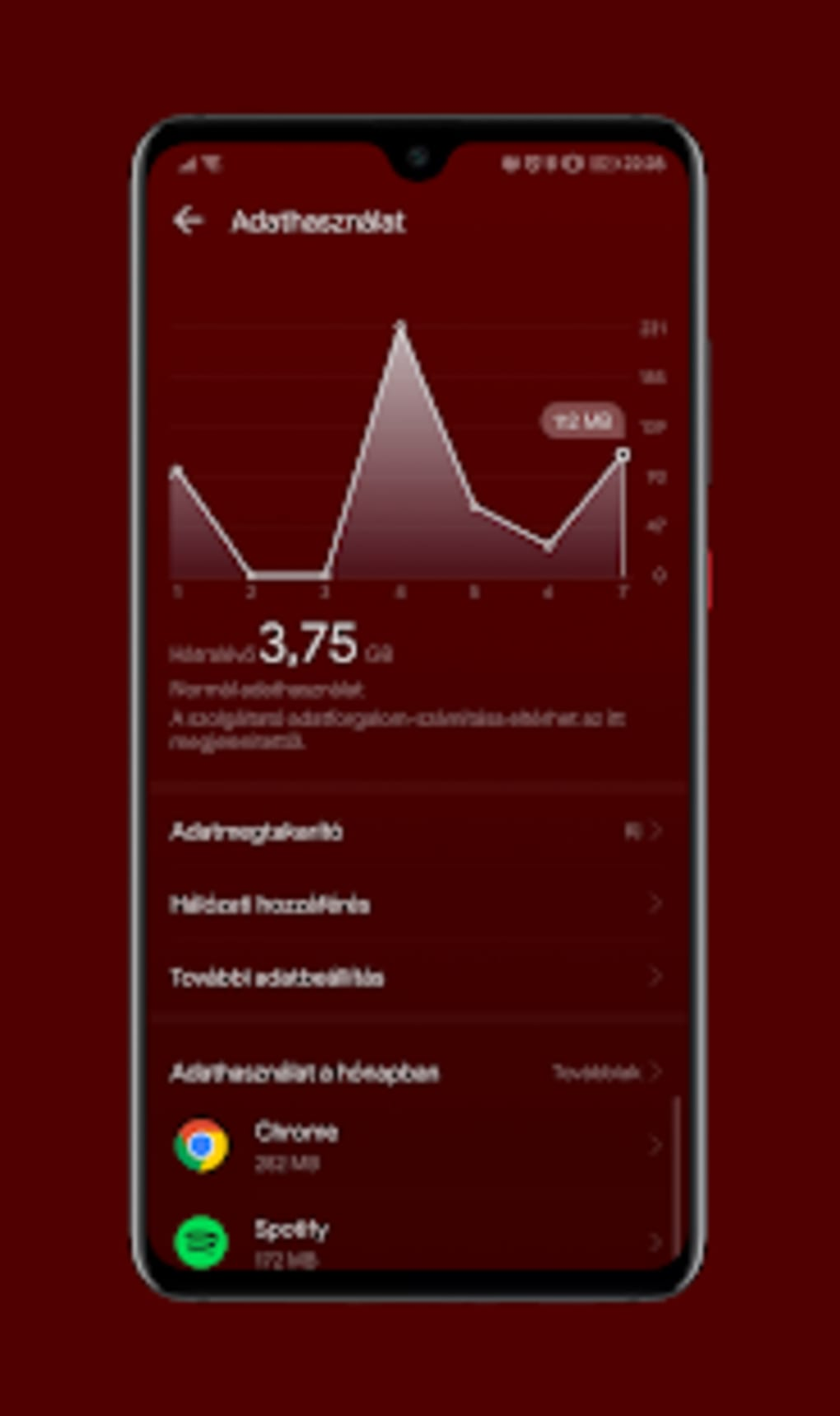 Red Pie EMUI 9 Theme for Huawei for Android - Download