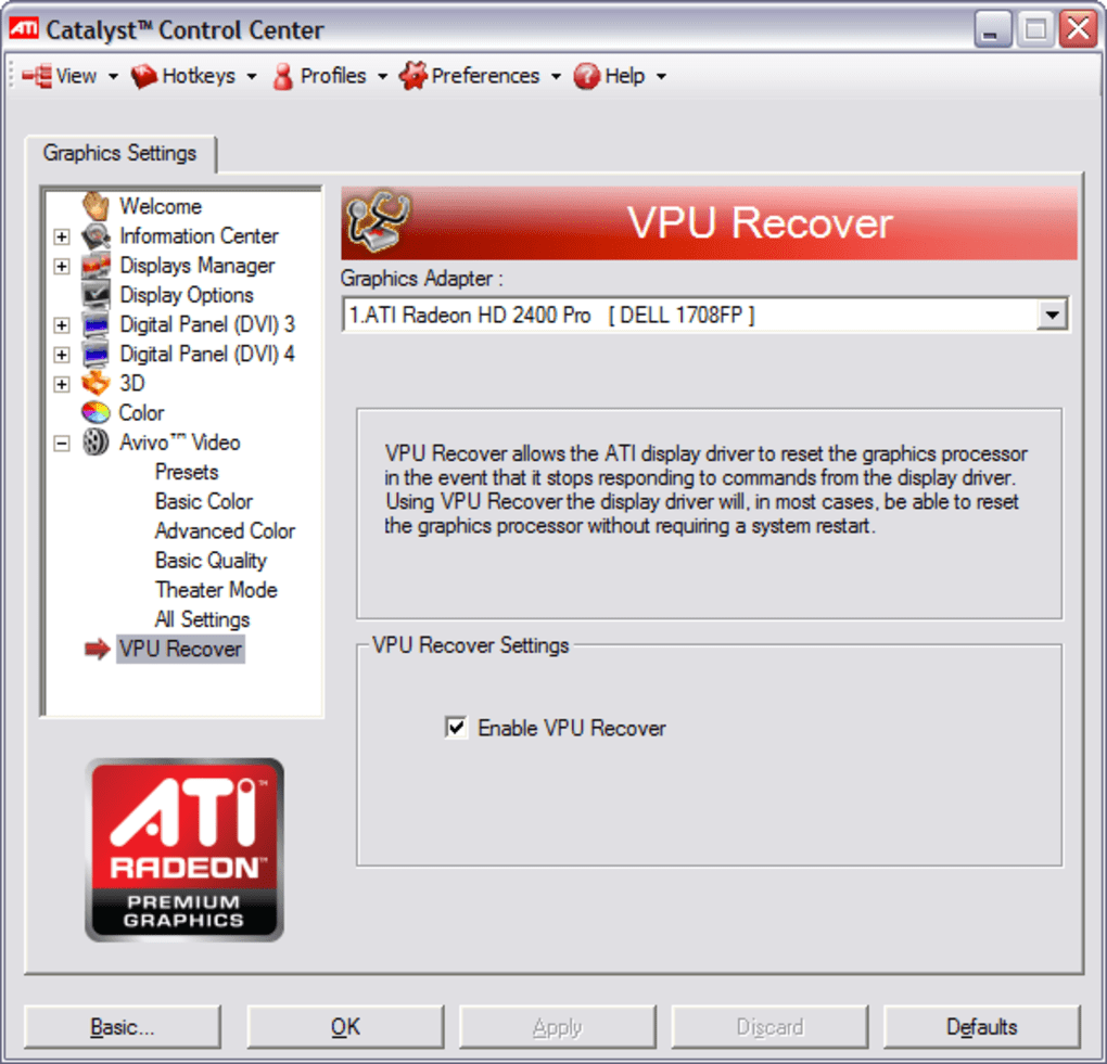 ATI RADEON CATALYST WINDOWS 7 X64 TREIBER