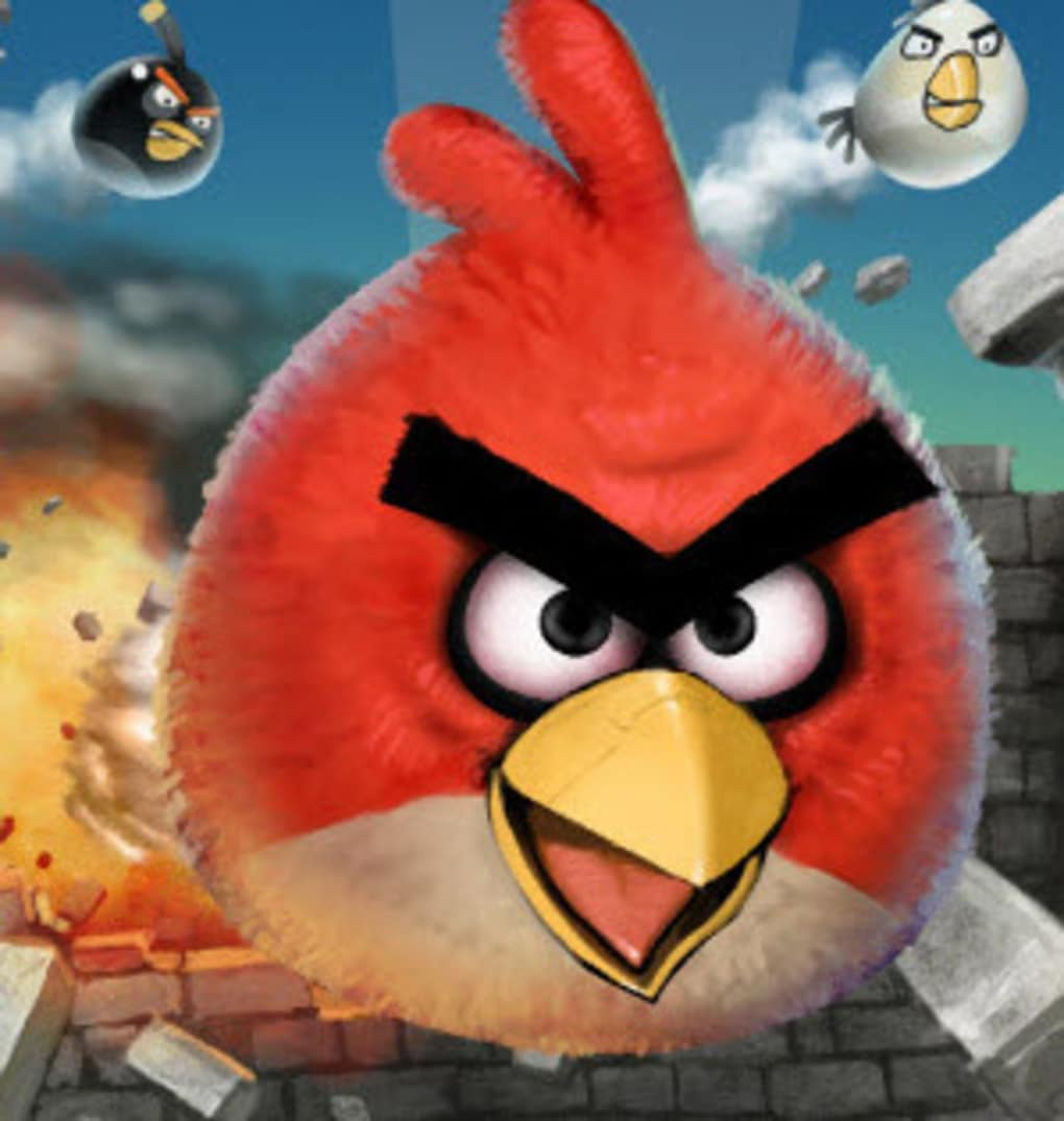 Angry Birds Castle Wallpaper Download