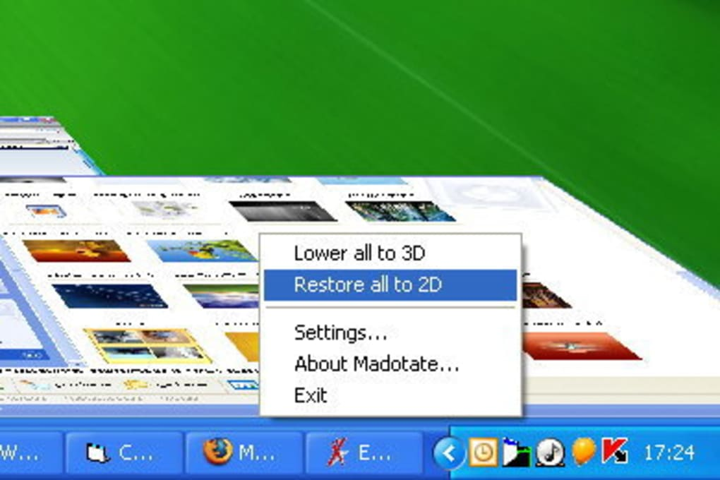 MADOTATE 3D 2.02.02 TÉLÉCHARGER