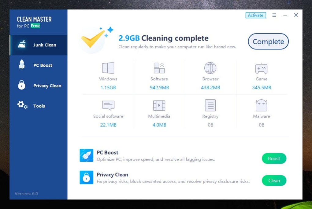 cleaner for computers