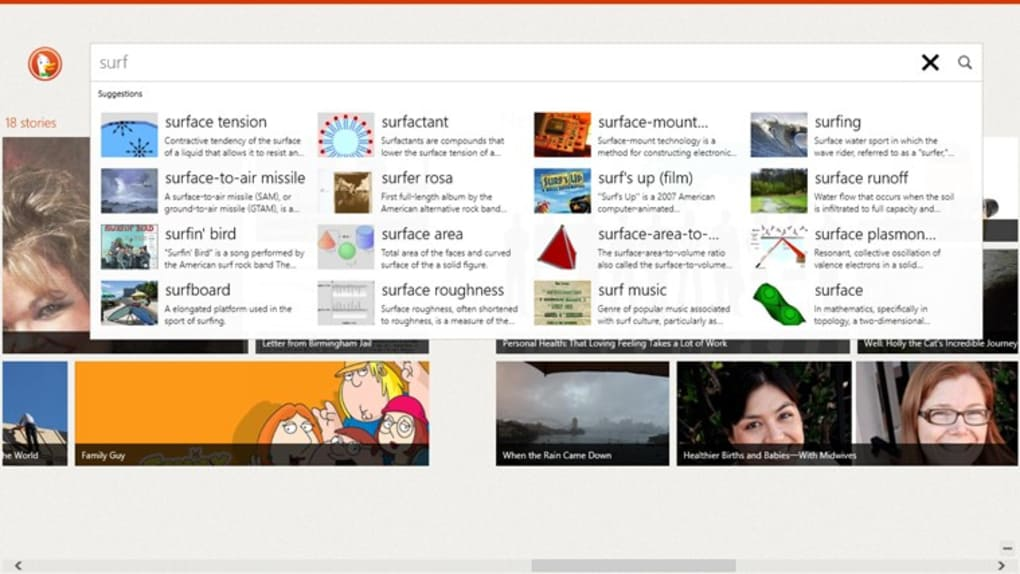 DuckDuckGo for Windows 10 (Windows) - Download