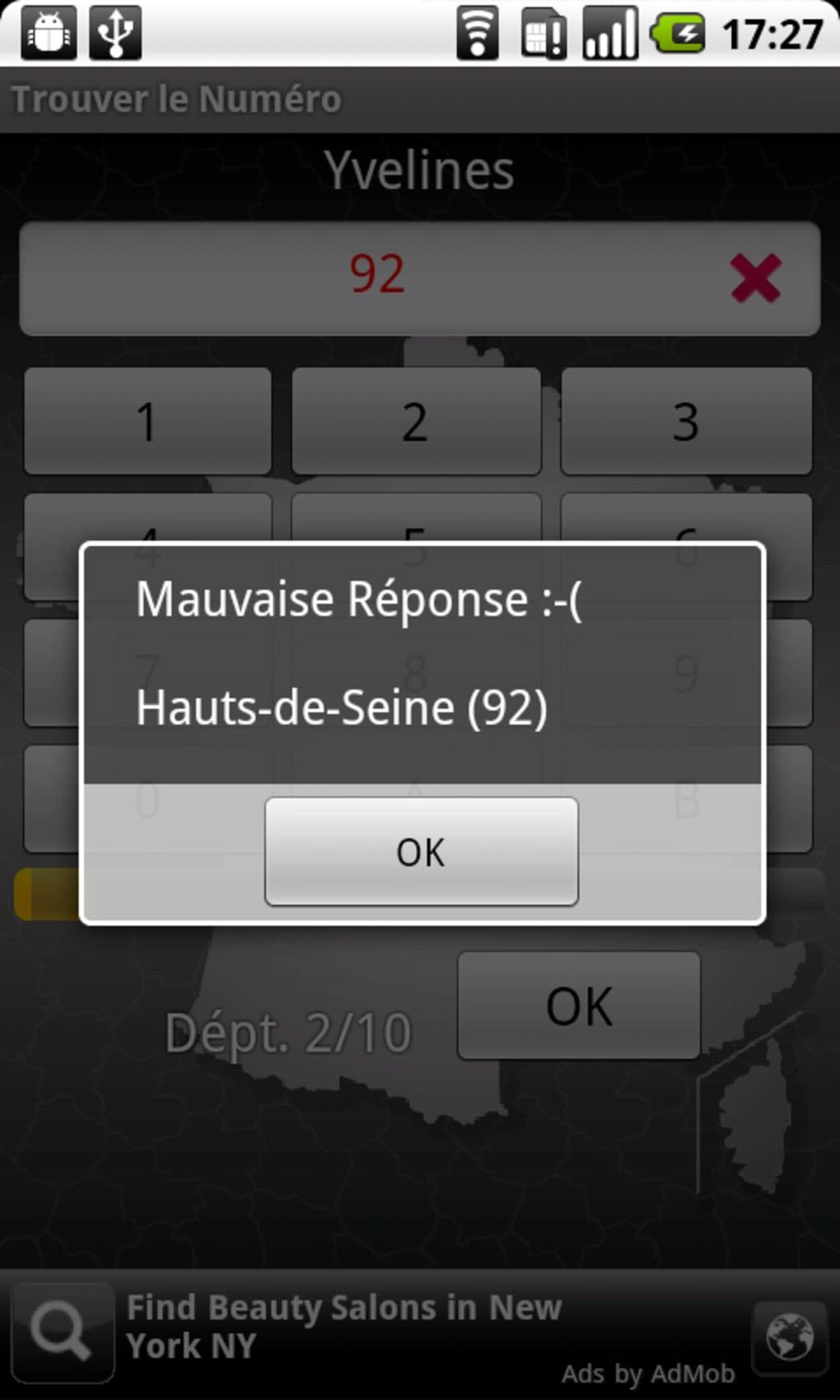Quiz d partements fran ais pour android t l charger - Open office android francais ...