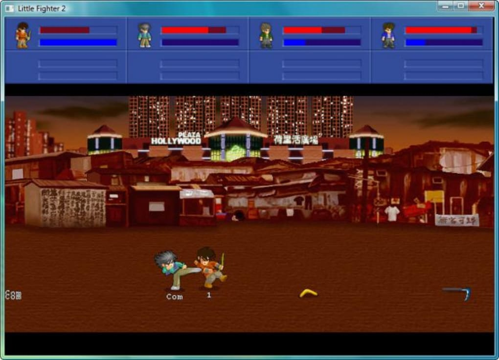 Little Fighter 2 - Download