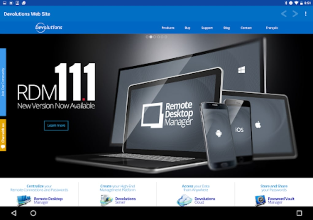 Remote Desktop Manager for Android - Download