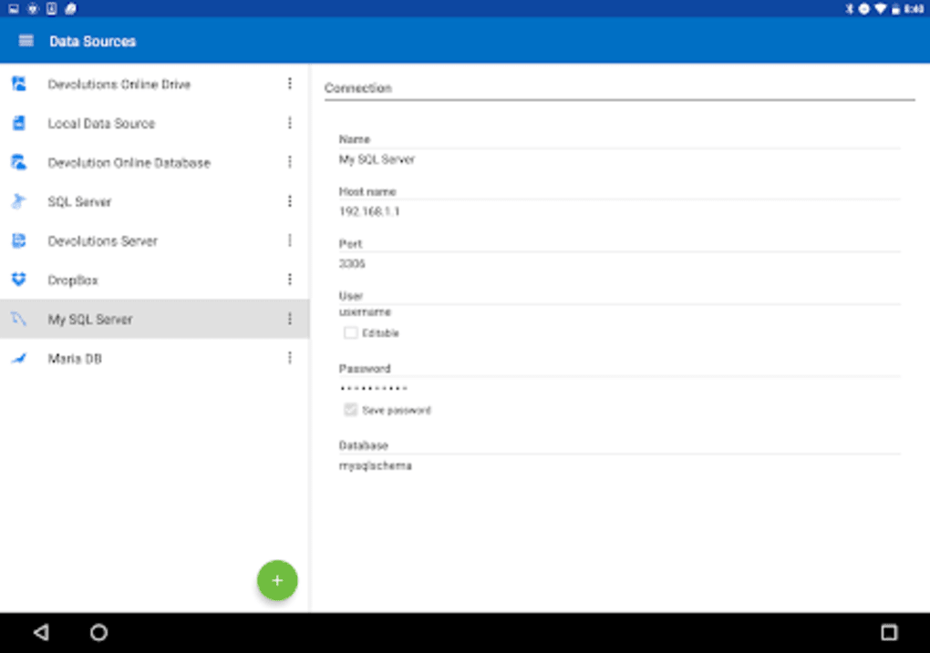 Remote Desktop Manager for Android - Download