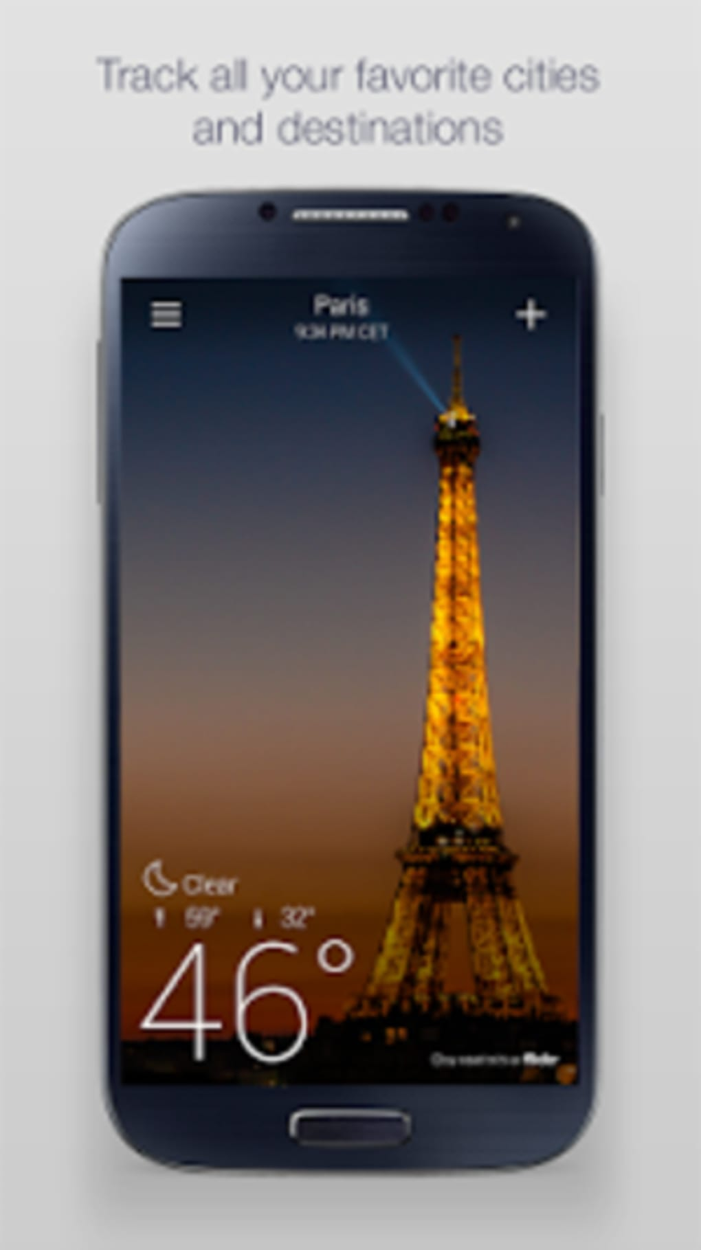 Yahoo! Weather for Android - Download
