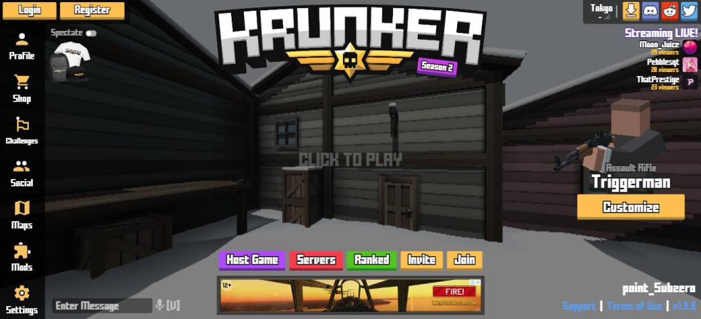 Krunker Download