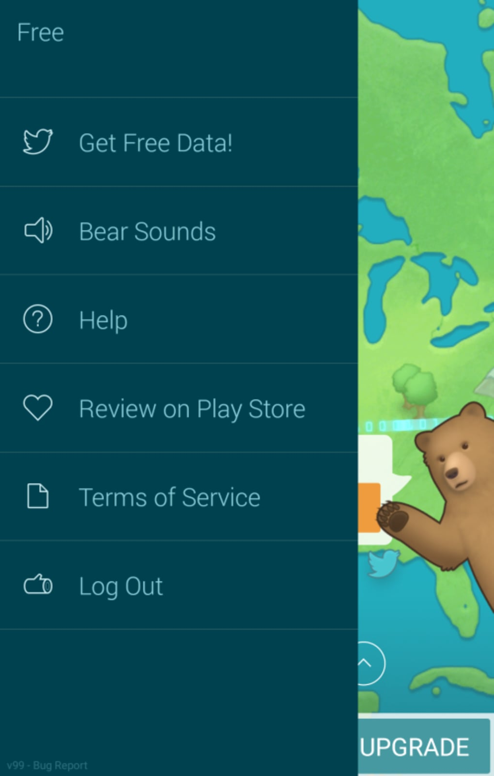 TunnelBear VPN for Android - Download