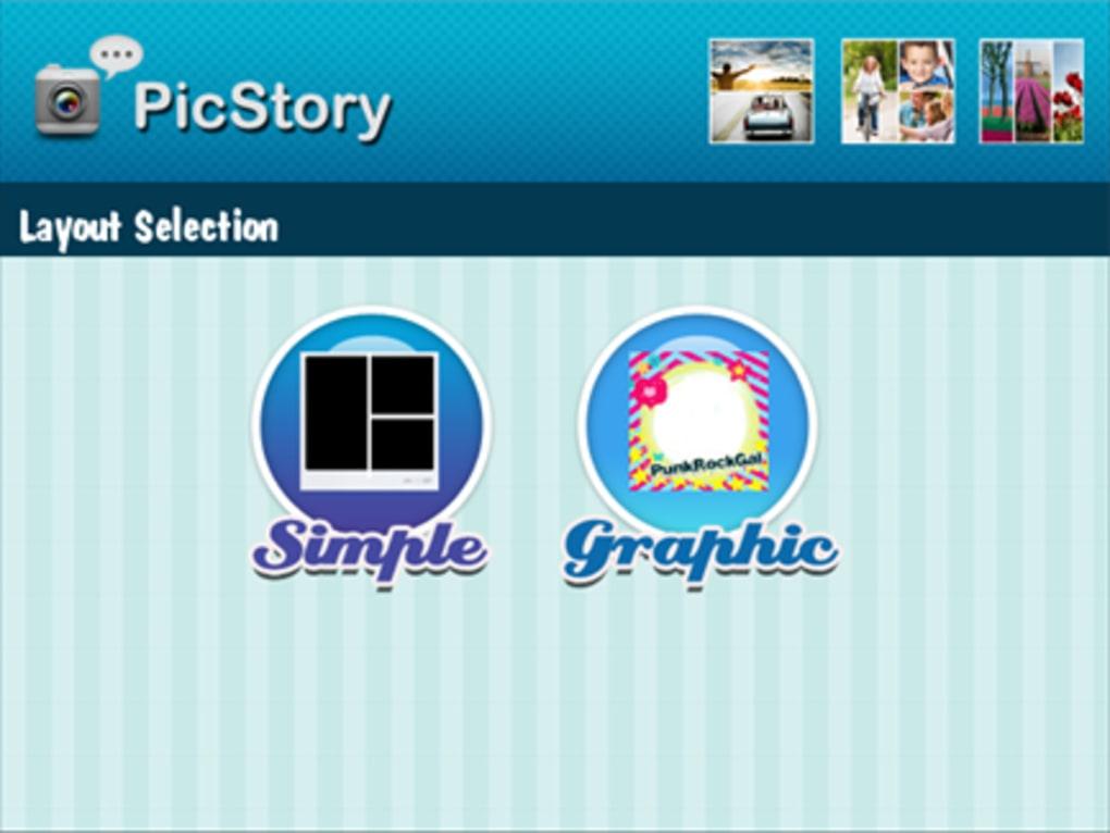 picstory gratis via ota