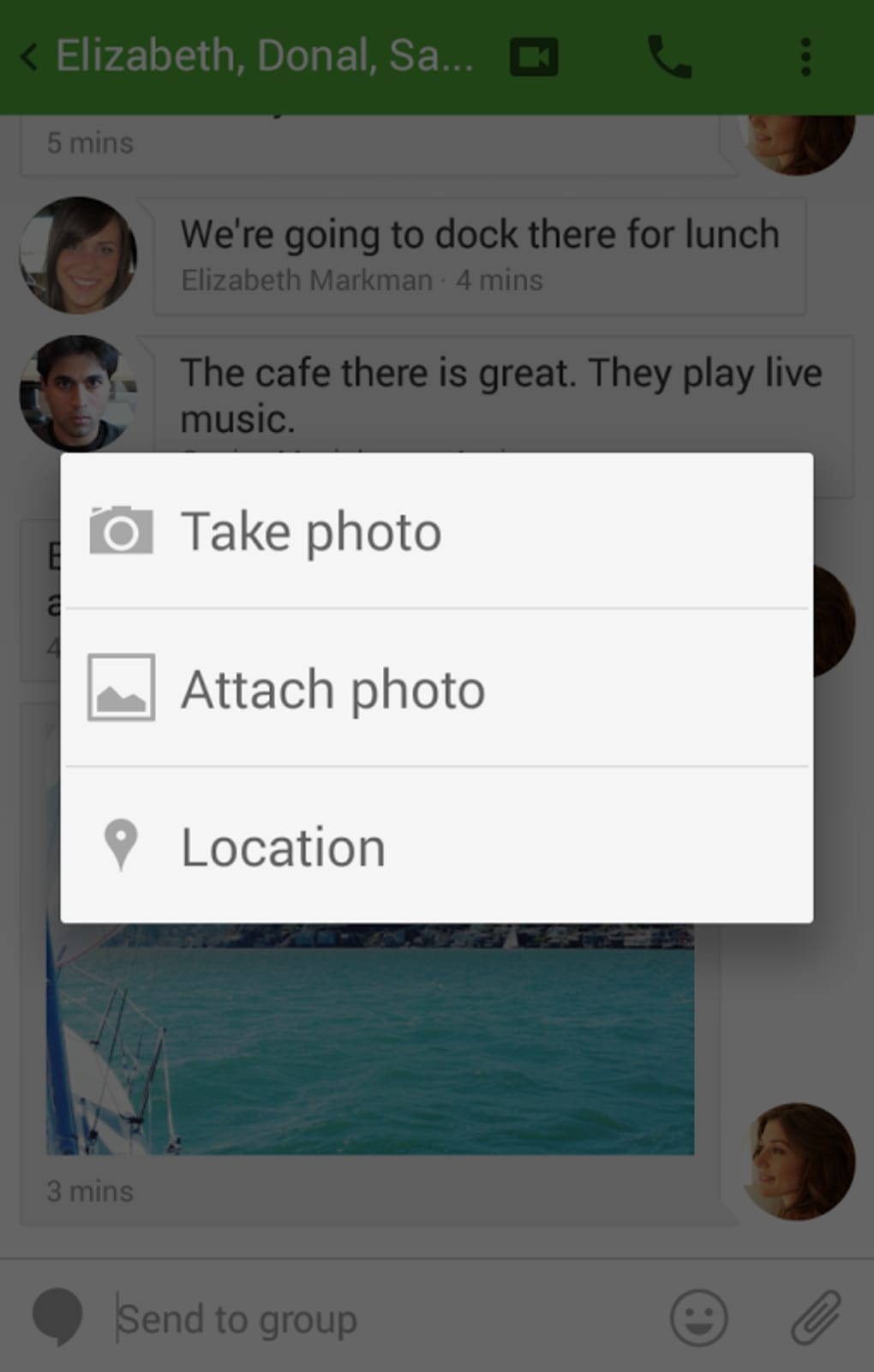 Hangouts for Android - Download