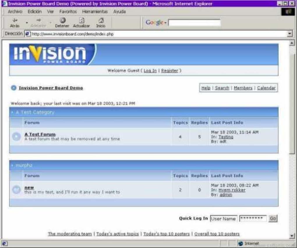 Invision Power Board - Download