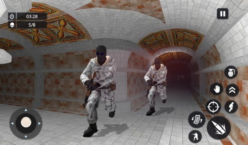 Counter Terrorist Shooting Critical Strike Attack