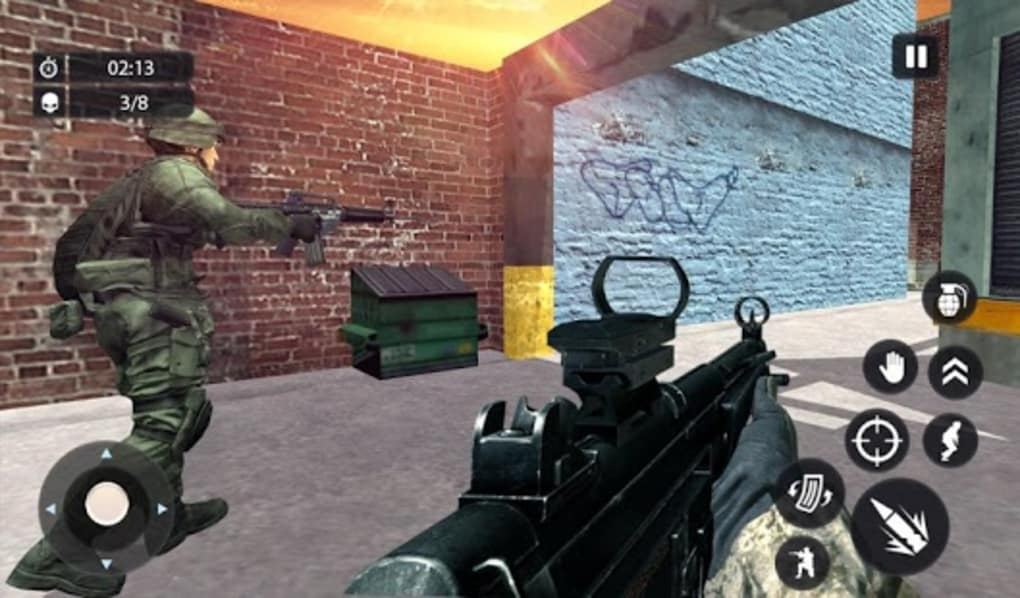 Sniper counter terrorist strike force attack free download of.