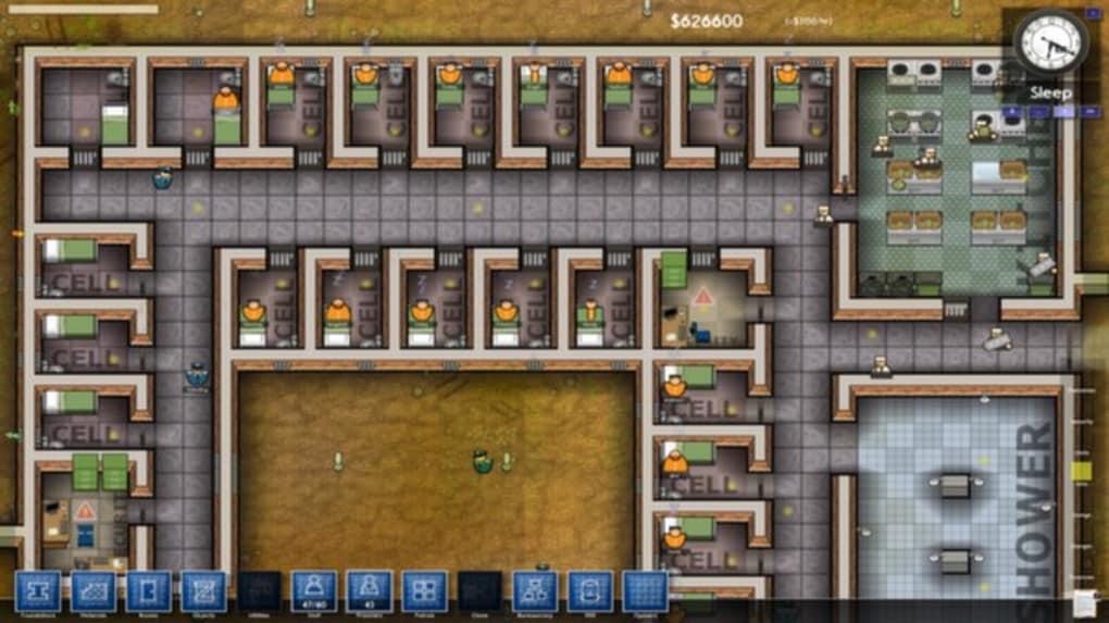 prison architect vollversion