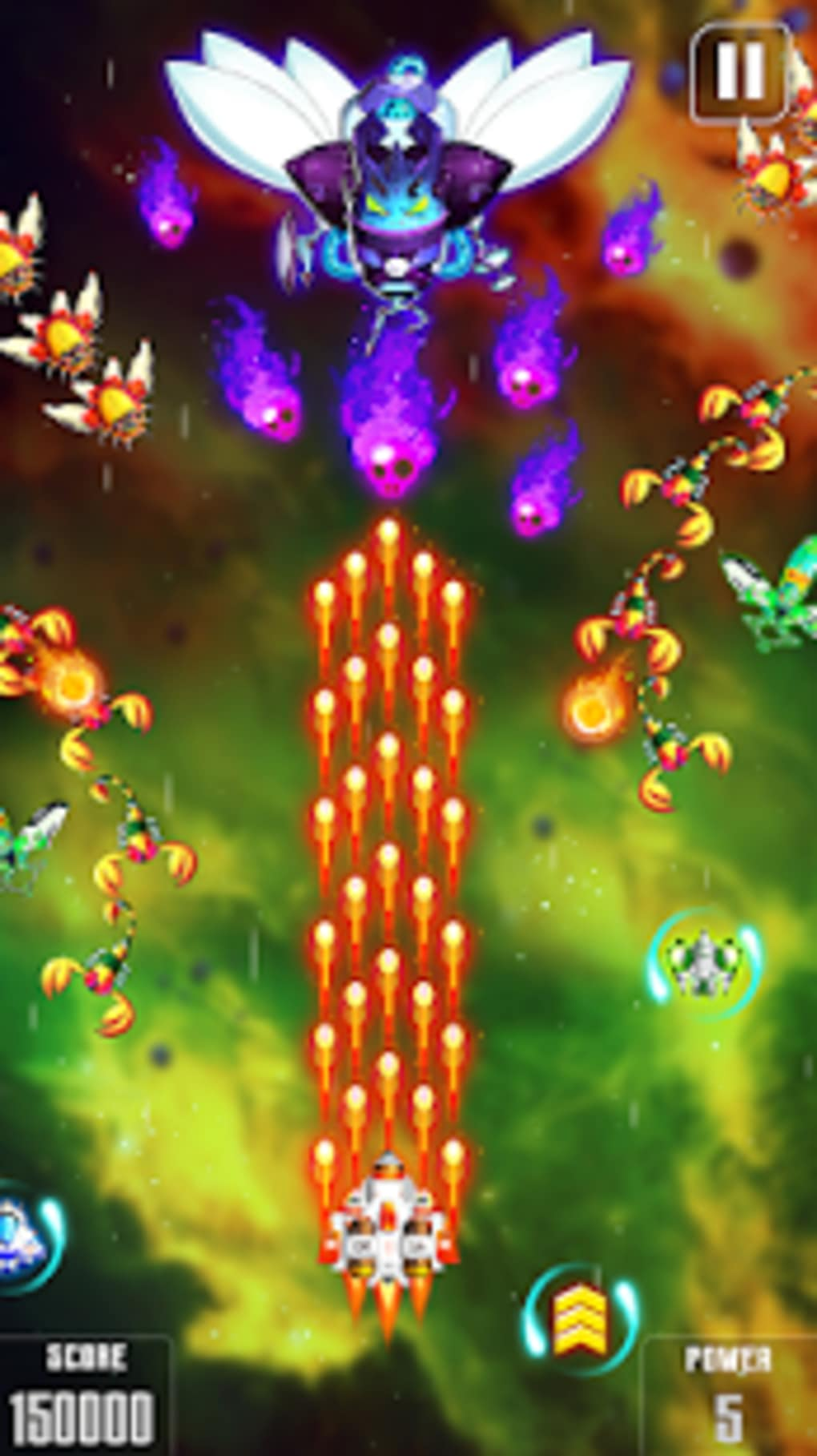 Galaxy Attack: Space Shooter for Android - Download