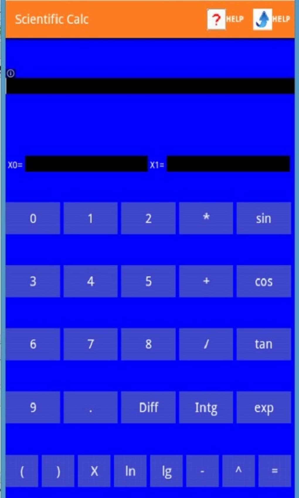 Scientific Calculator for Android - Download