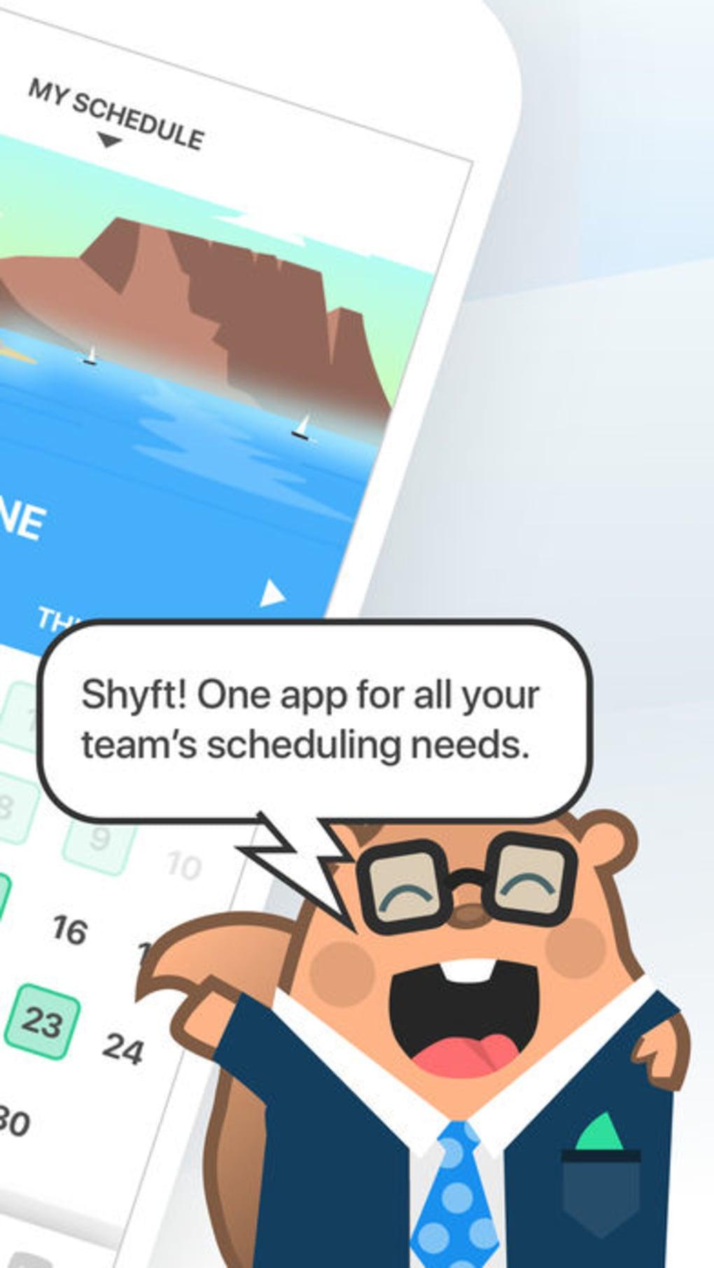 Shyft - Shift Swap, Schedule
