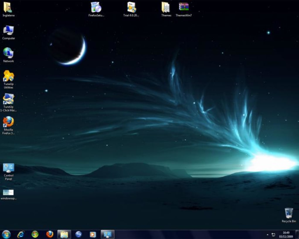 download theme windows 7 for pc