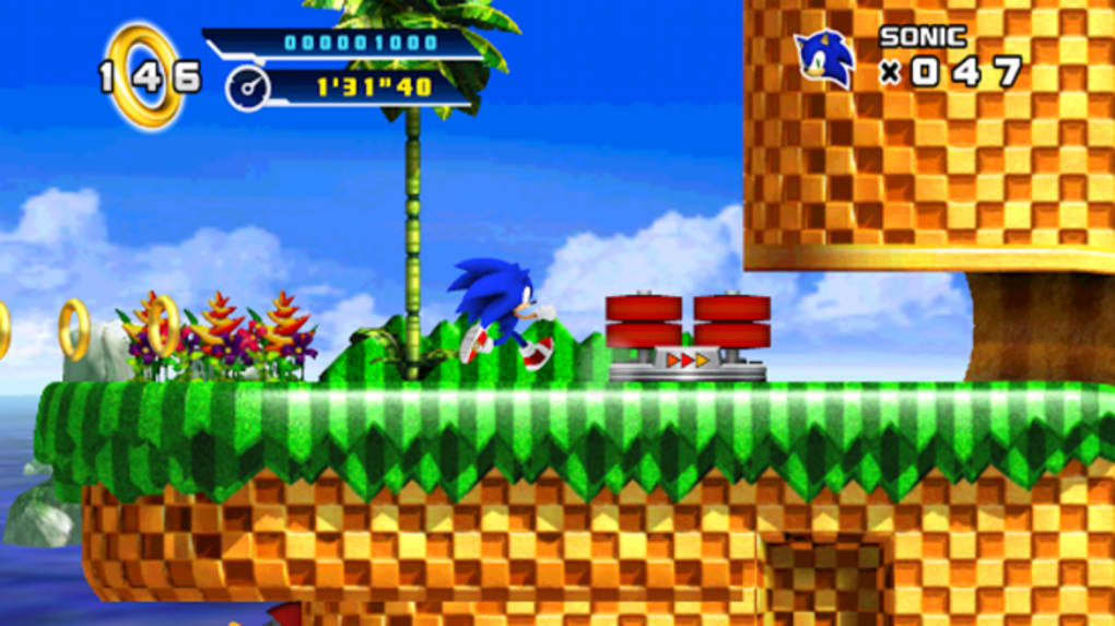 Sonic The Hedgehog 4 for Android - Download