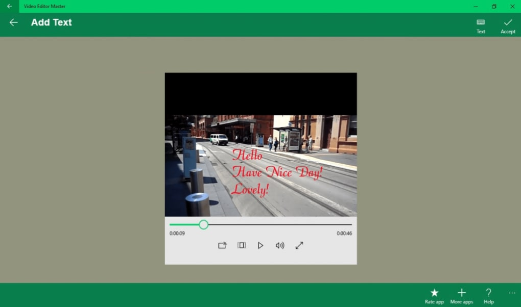 Video Editor Master - Download