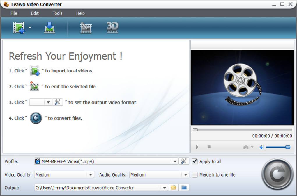leawo video converter with crack free download