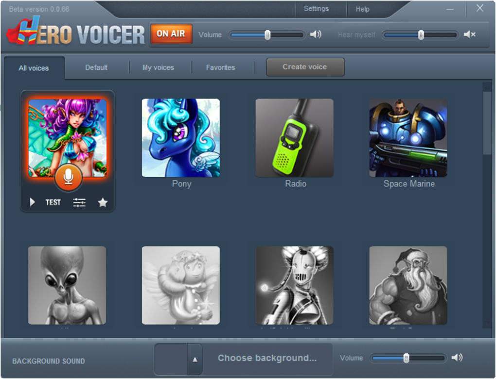 Hero Voicer - Voice Changer - Download