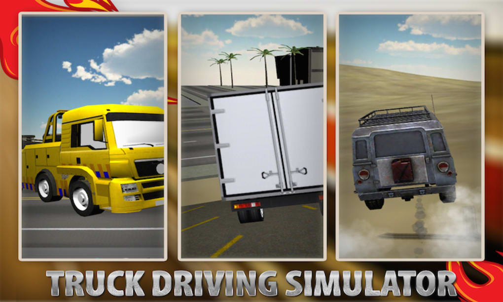 Heavy Duty Truck Simulator 3D for Android - Download