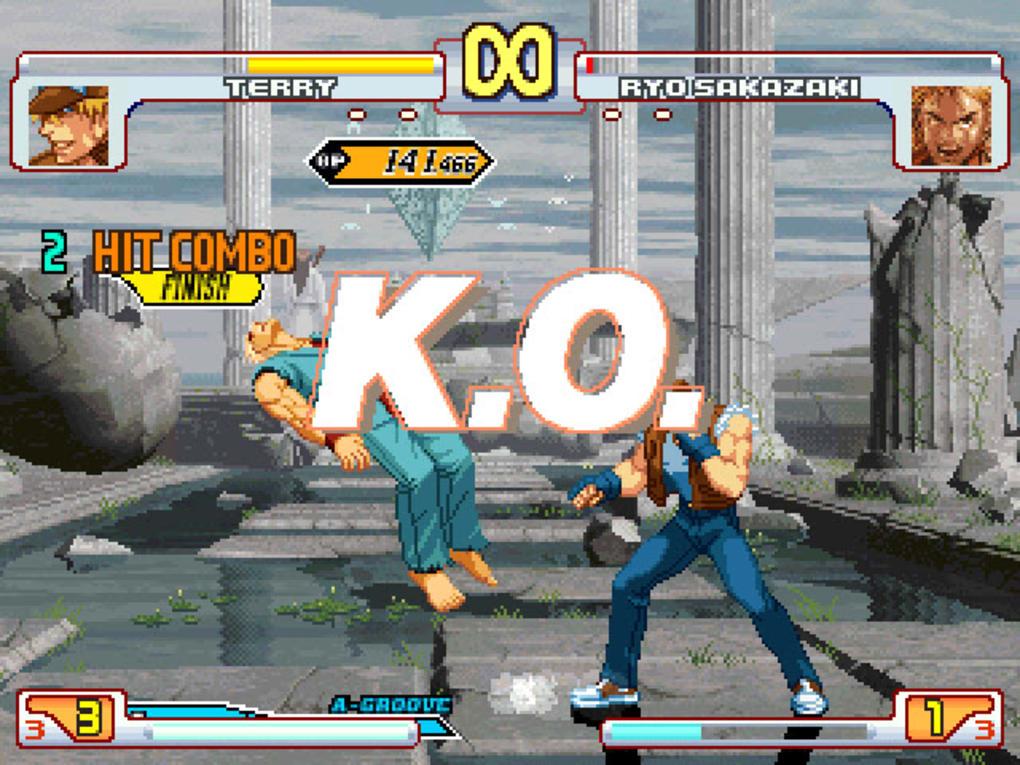 street fighter vs mortal kombat game