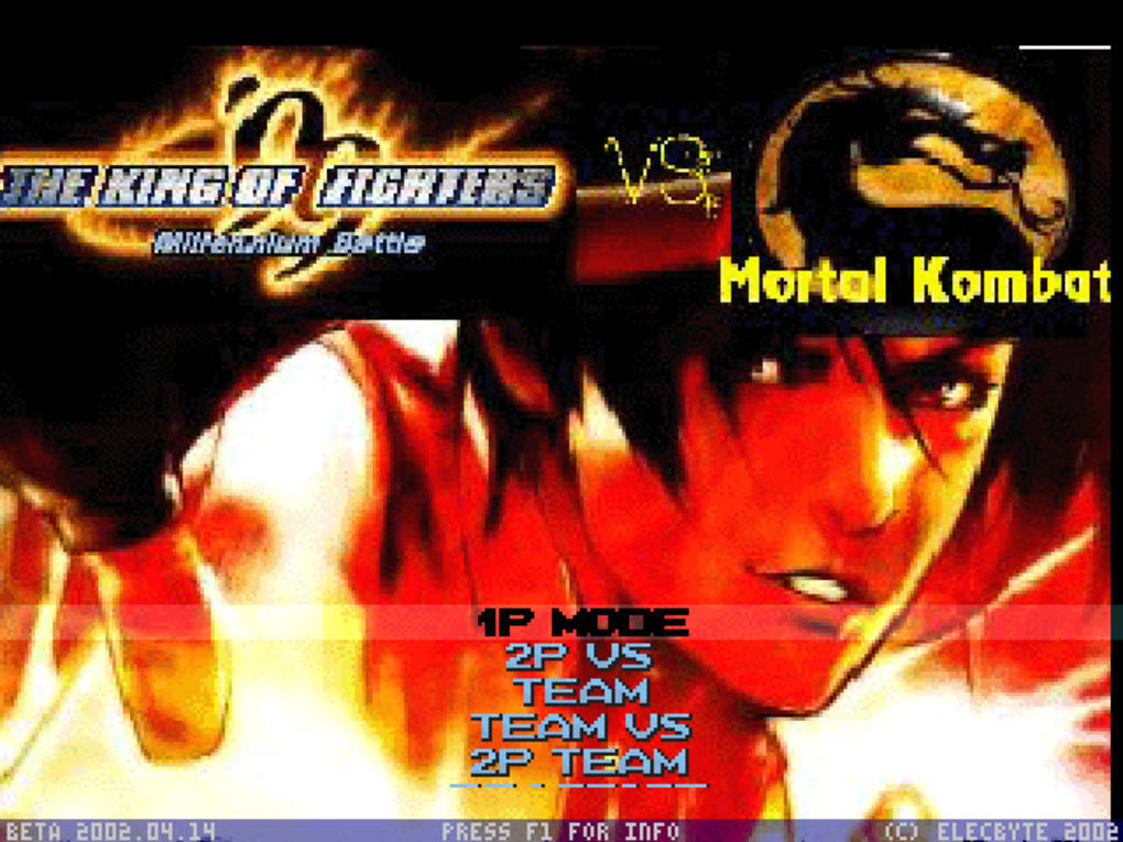 king of fighter 2002 pc sur 01net