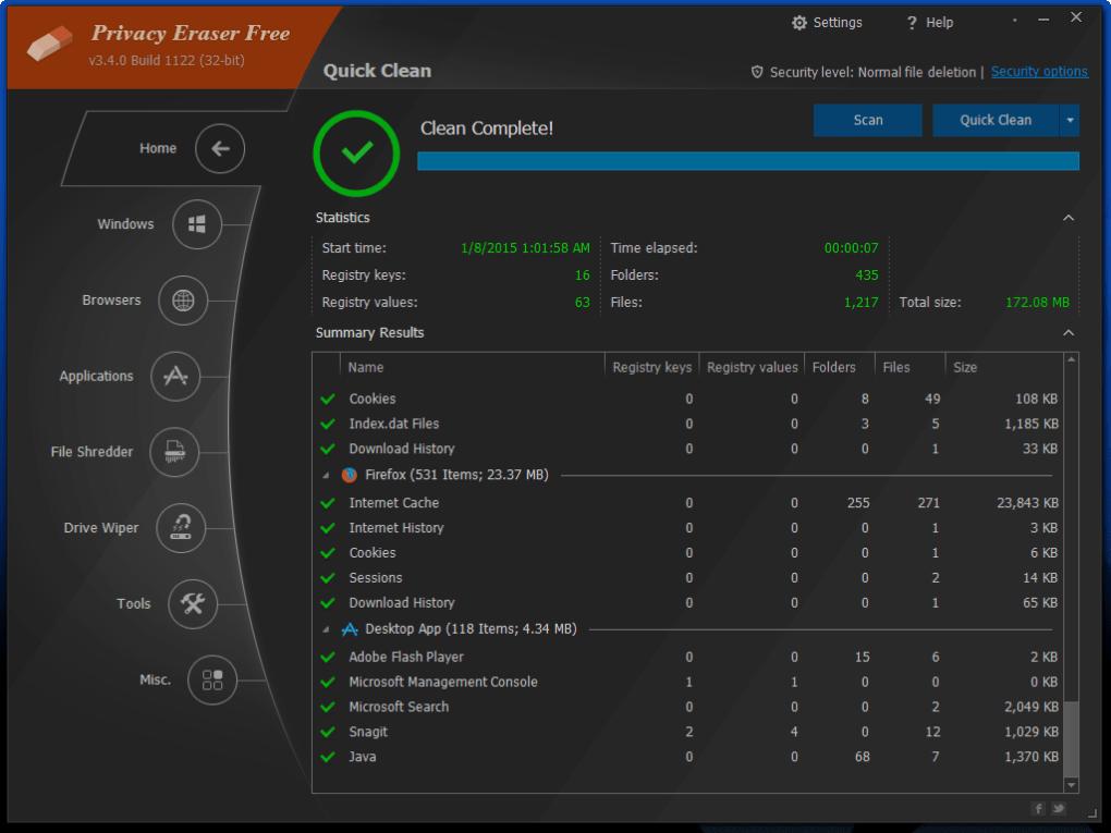 privacy-eraser-free-screenshot
