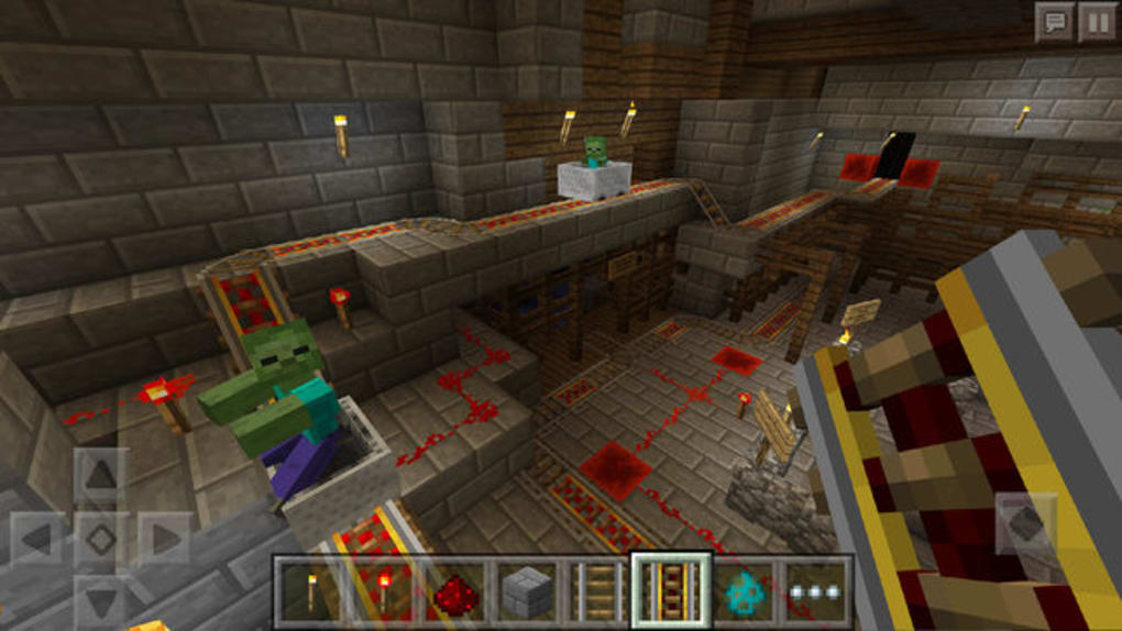 minecraft pocket ed demo android gezginler