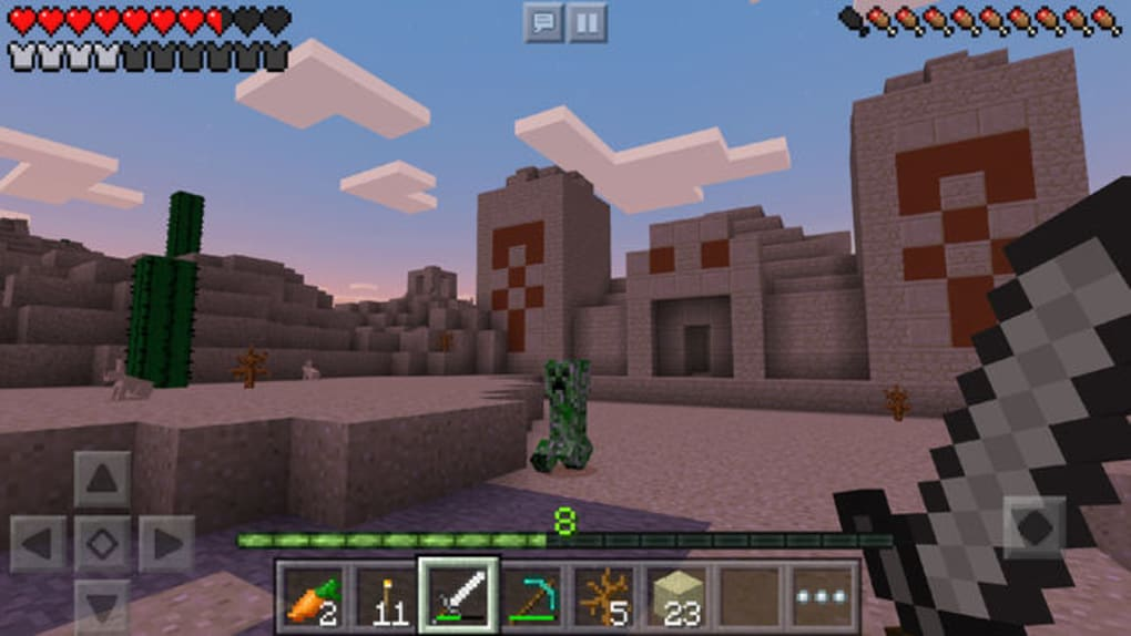 minecraft apk download ios 9