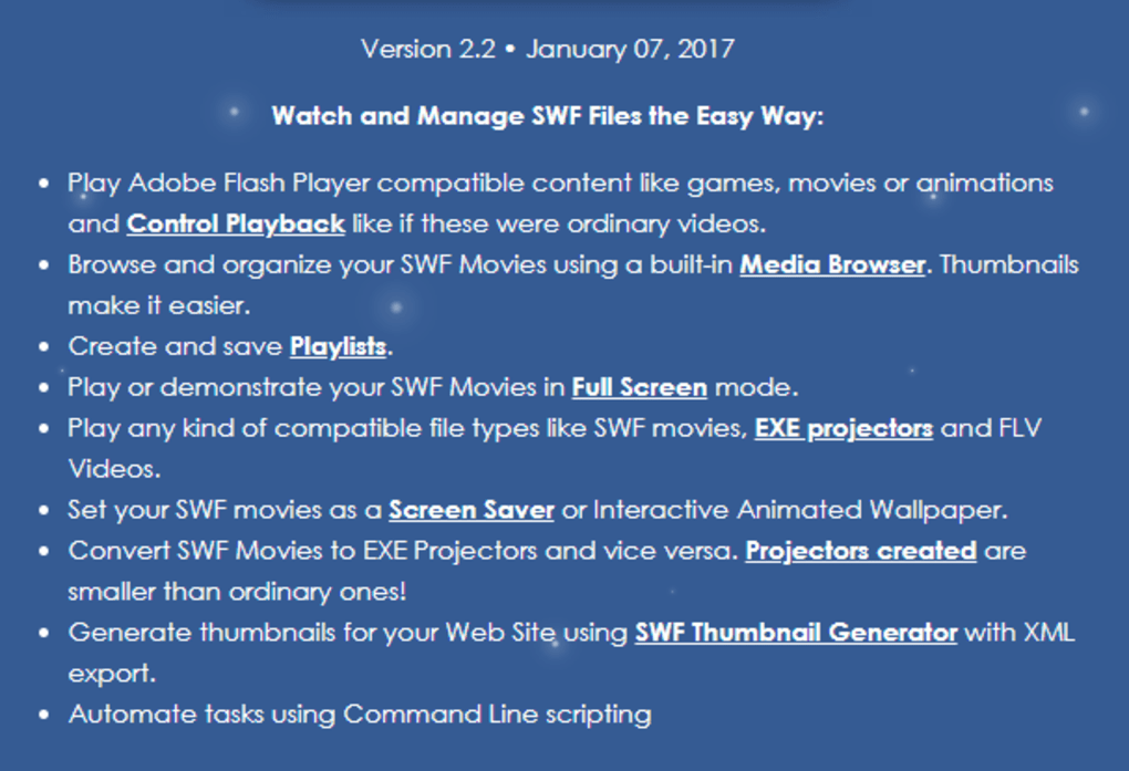 SWF max Player - Download