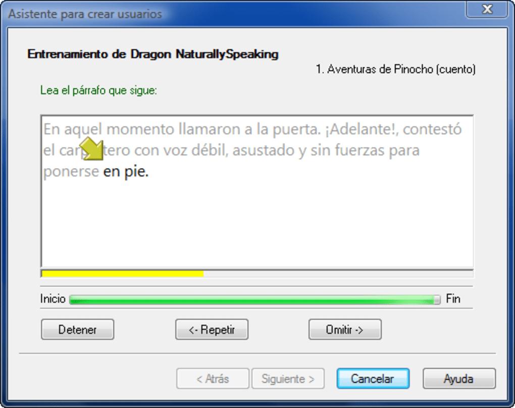 Dragon NaturallySpeaking - Descargar