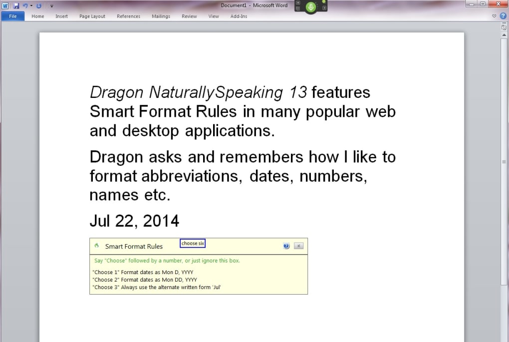 dragon voice to text software free download