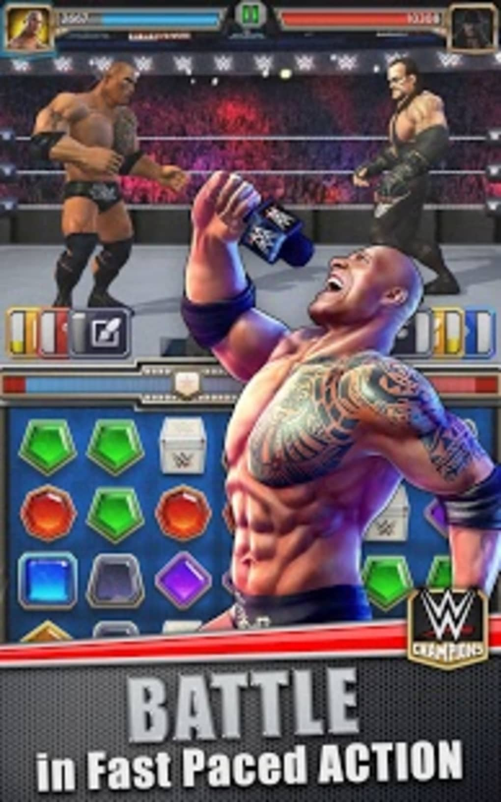 WWE Champions Free Puzzle RPG for Android - Download