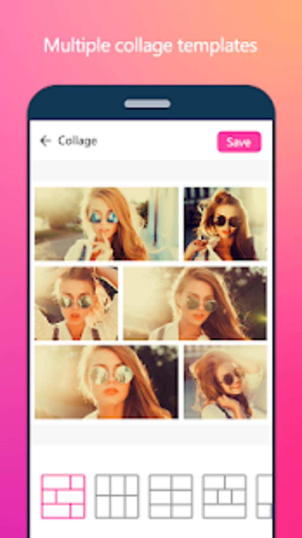 Collage Star - Photo Collage Editor for Android - Download