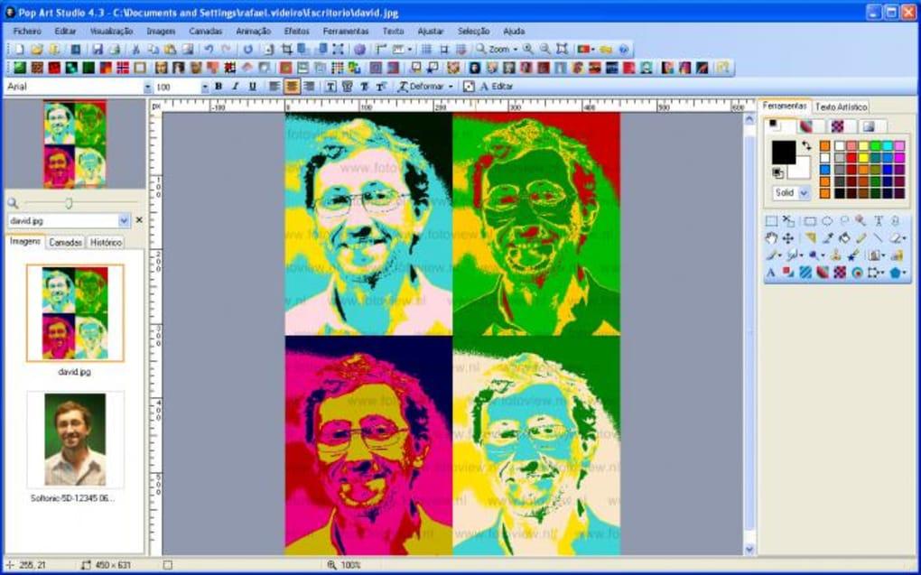 Pop art studio for mac download