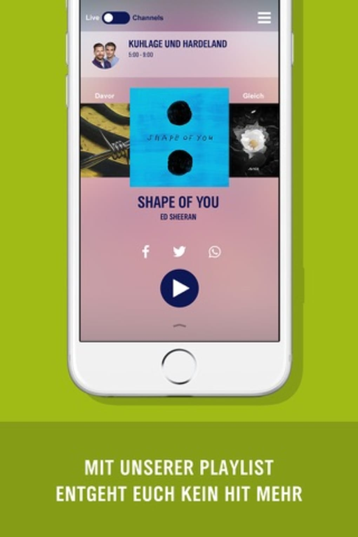 N Joy Radio App