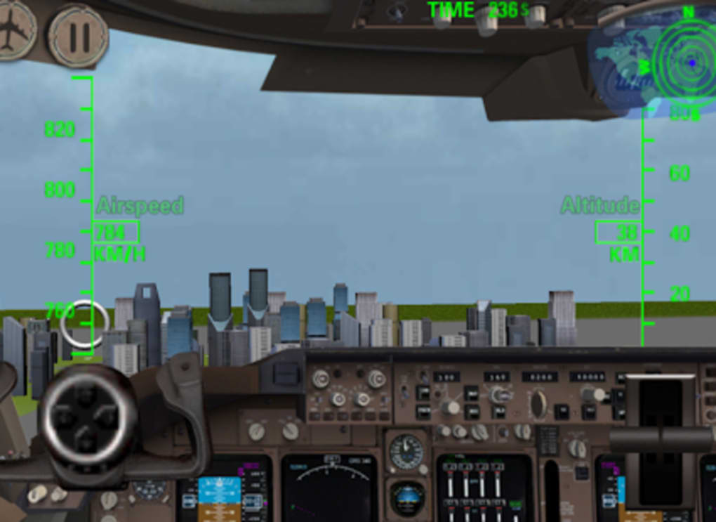 3D Airplane Flight Simulator for Android - Download
