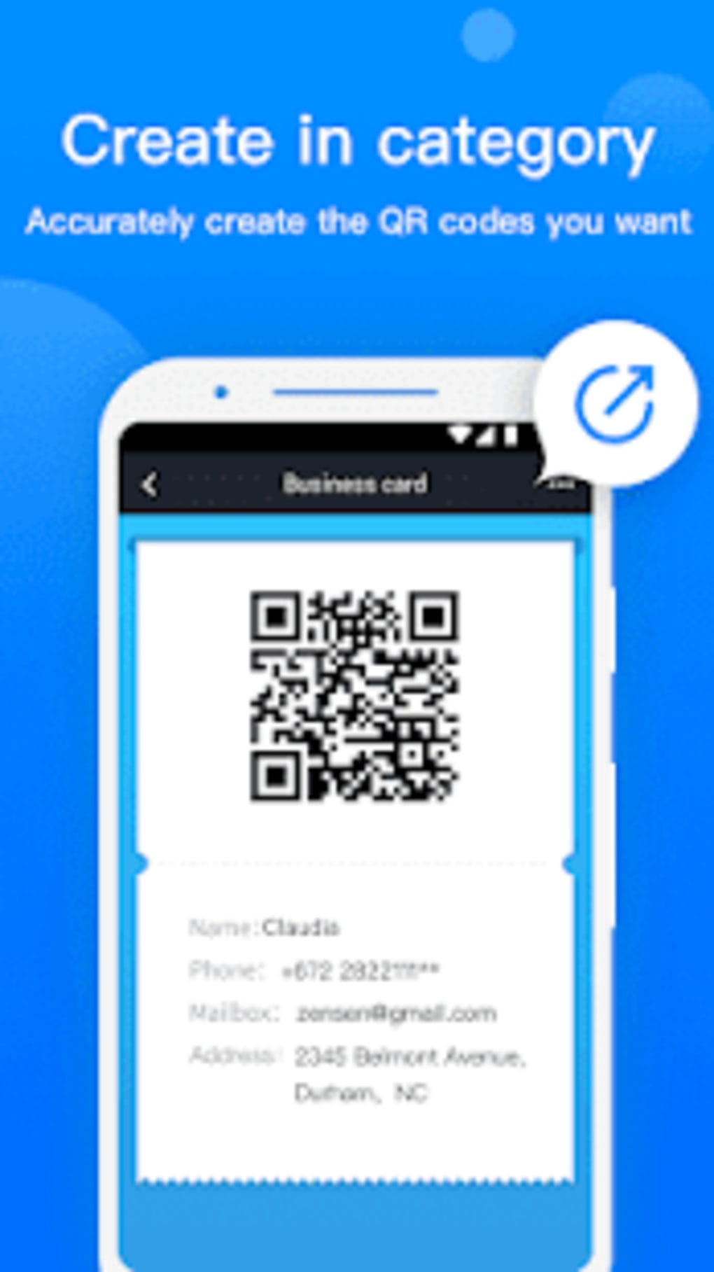 QRcode for Android - Download