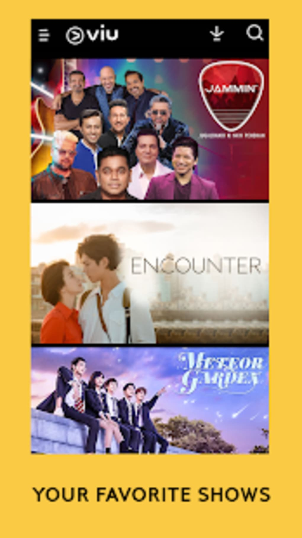 Viu - Korean Dramas TV Shows Movies more for Android - Download