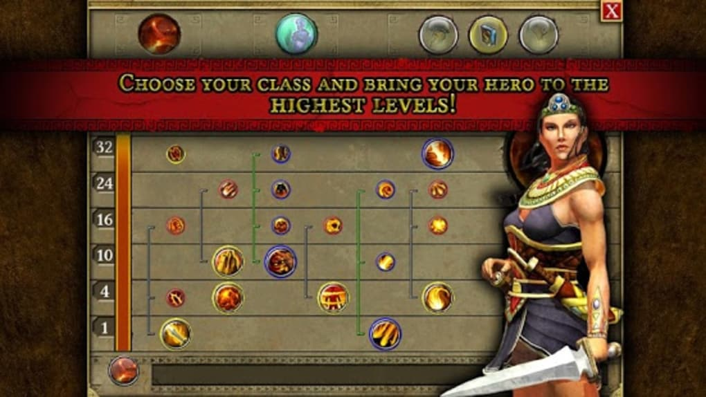 Titan Quest for Android - Download