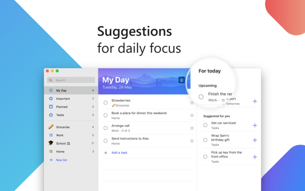 Microsoft To-Do for Mac - Download