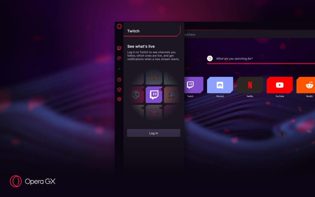 Opera GX - Download