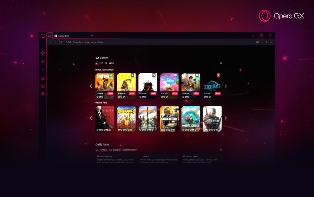 Opera Gx Download