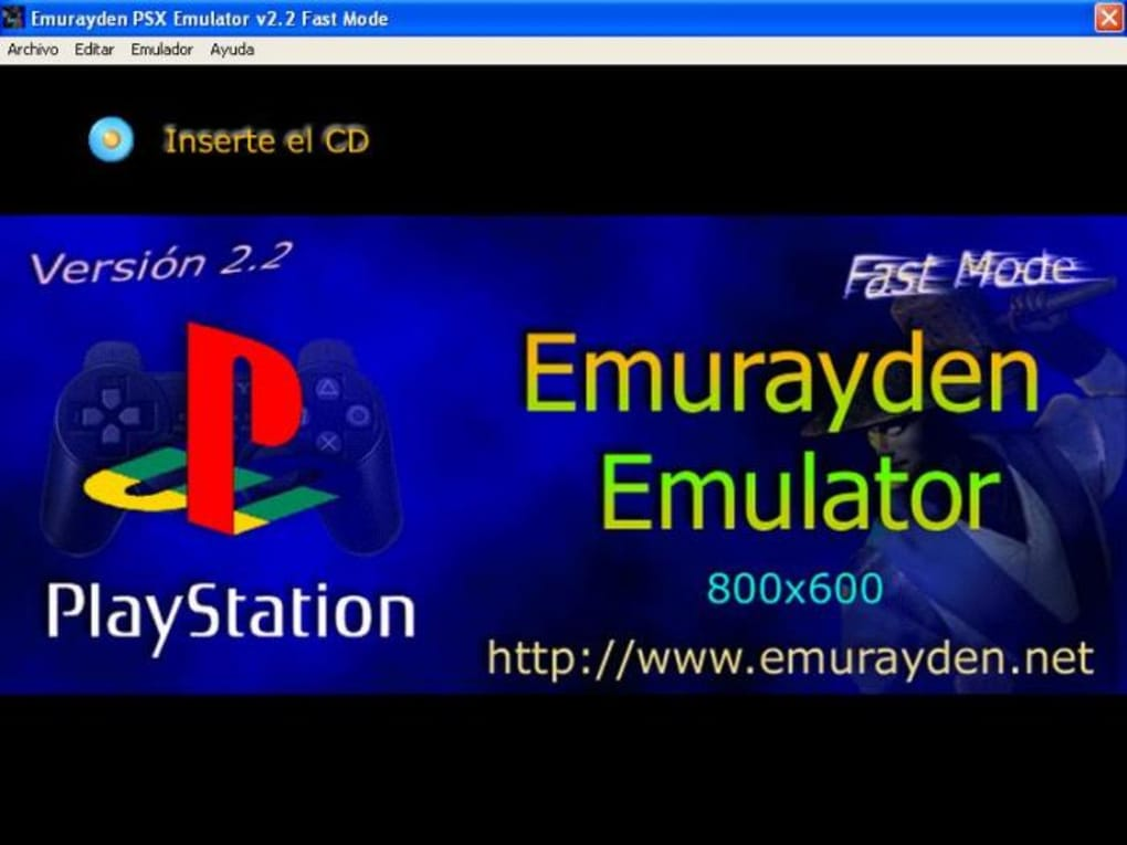 emurayden emulator ps1