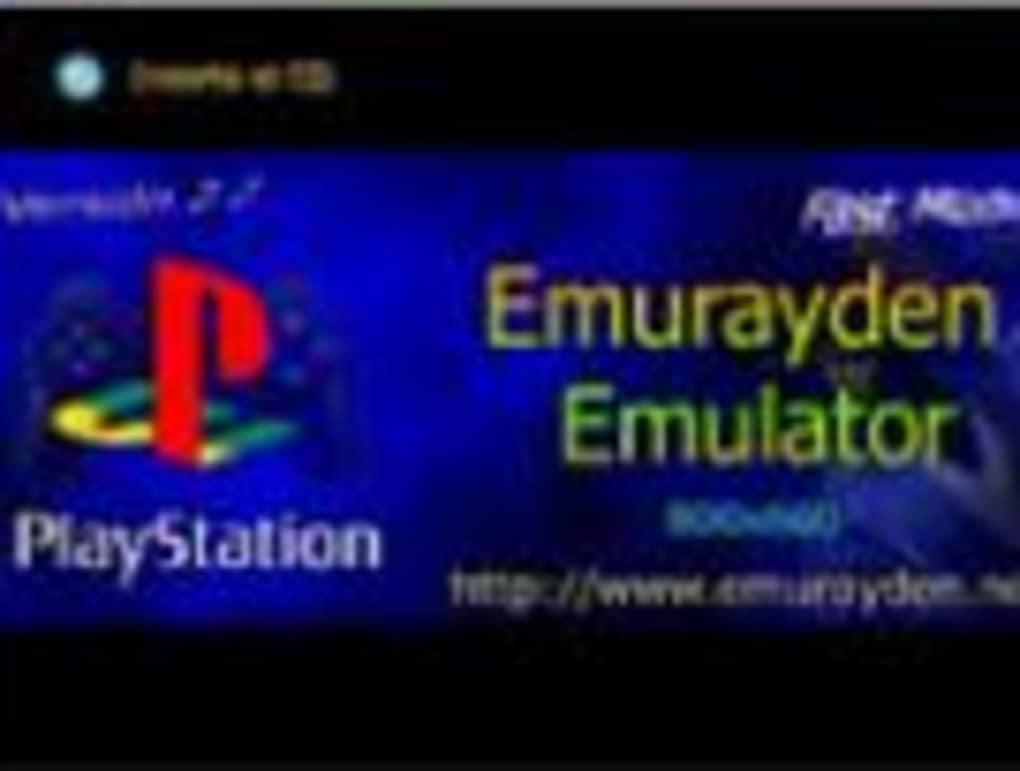 logiciel emurayden psx emulator